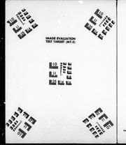 Cover of: Inception of electrical science and the evolution of telegraphy