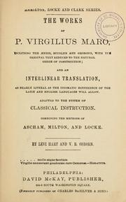 Cover of: The works of P. Virgilius Maro