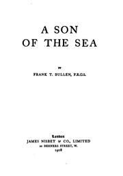 Cover of: A son of the sea