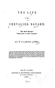 Cover of: The Life of the Chevalier Bayard