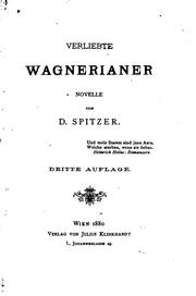 Cover of: Verliebte Wagnerianer