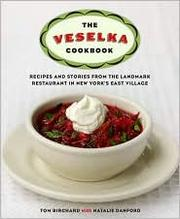 Cover of: The Veselka cookbook