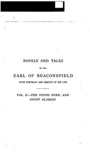 Cover of: Novels and tales