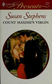 Cover of: Count Maxime's Virgin