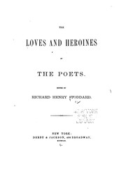 Cover of: The Loves and Heroines of the Poets