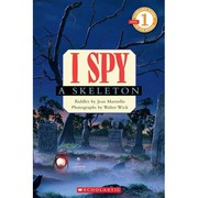 Cover of: I spy a skeleton