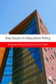 Cover of: Key Issues in Education Policy