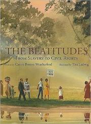 Cover of: The Beatitudes: from slavery to civil rights