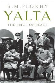 Cover of: Yalta
