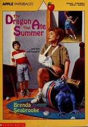 Cover of: The dragon that ate summer