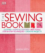 Cover of: The sewing book