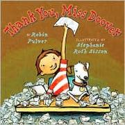 Cover of: Thank you, Miss Doover