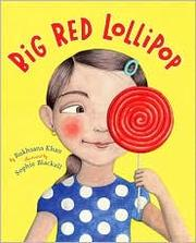 Cover of: Big red lollipop