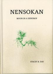 Cover of: Nensokan: moon in a dewdrop