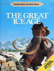 Cover of: The great ice age