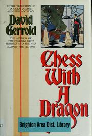 Cover of: Chess with a dragon