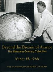 Cover of: Beyond the dreams of avarice