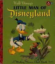 Cover of: Little Man of Disneyland