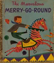 Cover of: The Marvelous Merry-Go-Round