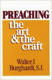 Cover of: Preaching