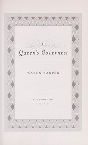 Cover of: The queen's governess