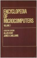 Cover of: Encyclopedia of microcomputers