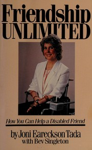 Cover of: Friendship unlimited: how you can help a disabled friend