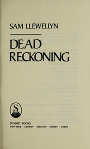 Cover of: Dead reckoning