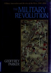 Cover of: The military revolution