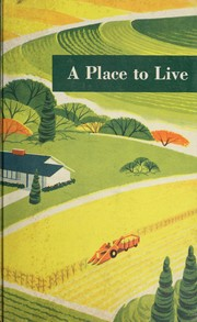 Cover of: A place to live
