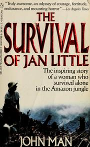 Cover of: The survival of Jan Little