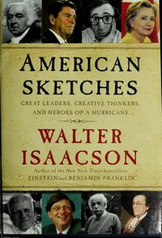Cover of: American sketches