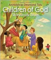 Cover of: Children of God storybook Bible