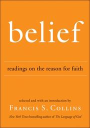 Cover of: Belief: readings on the reason for faith