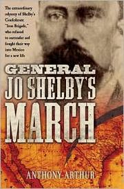 Cover of: General Jo Shelby's march