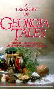 Cover of: A treasury of Georgia tales