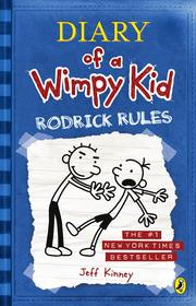 Cover of: Diary of a Wimpy Kid: Rodrick Rules