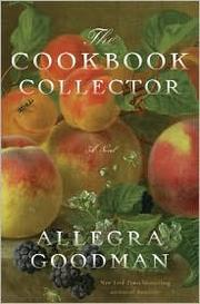 Cover of: The cookbook collector: a novel