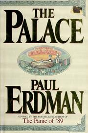 Cover of: The palace