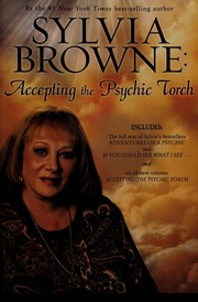 Cover of: Sylvia Browne: accepting the psychic torch