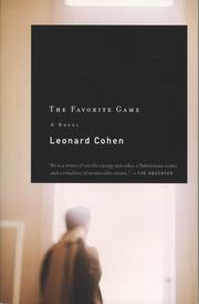 Cover of: The Favorite Game