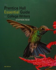 Cover of: The Prentice Hall essential guide for college writers