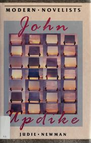 Cover of: John Updike