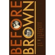 Cover of: Before Brown