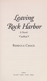 Cover of: Leaving Rock Harbor