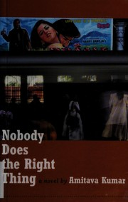 Cover of: Nobody does the right thing