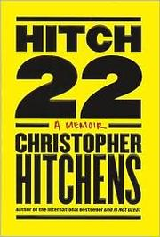 Cover of: Hitch-22: a memoir