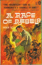 Cover of: A Race of Rebels