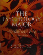 Cover of: The psychology major