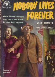 Cover of: Nobody Lives Forever